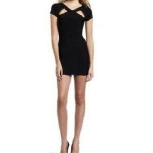BCBG MAX AZRIA Bela Bandage Bodycon Mini Dress